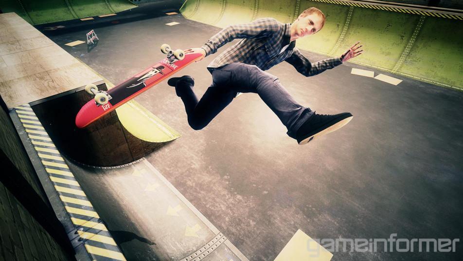 Tony Hawk's Pro Skater 5 farà debuttare la serie su PlayStation 4 e Xbox One