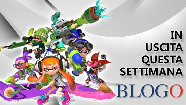 Videogiochi in uscita dal 25 al 31 maggio: Splatoon, Magicka 2, Badland GOTY Edition