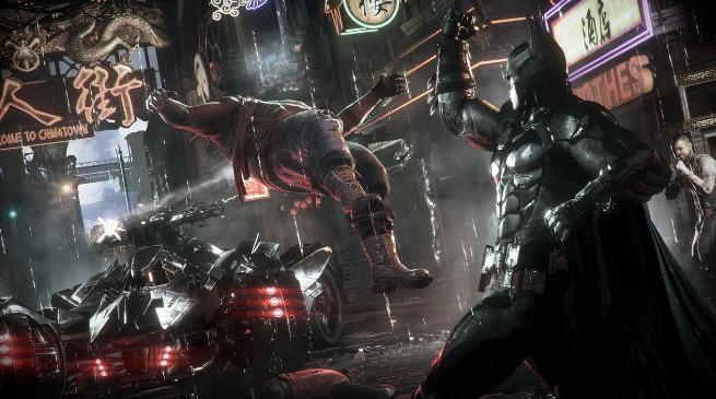 "Batman: Arkham Knight – nuovo trailer di gioco ""Gotham by Night"""