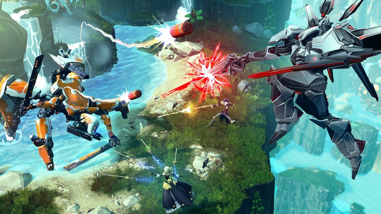 Battleborn: il trailer per l'E3 2015 mostra i personaggi interpretabili