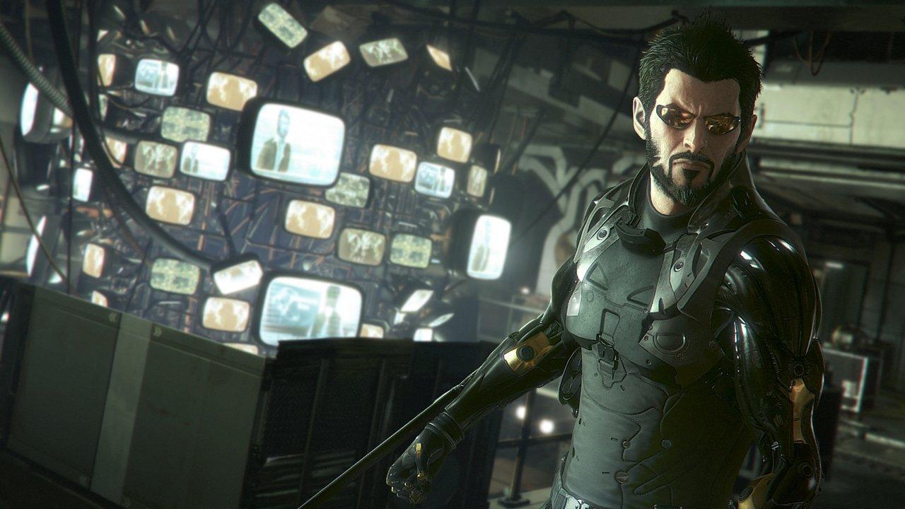 Deus Ex: Mankind Divided – immagini e video dall'E3 2015