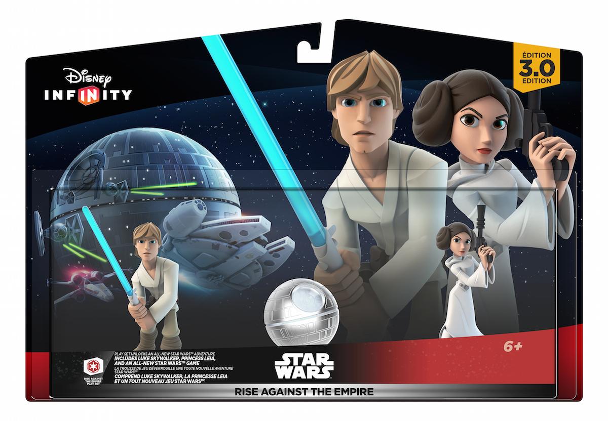Disney Infinity 3.0: nuove immagini e video del primo set di Star Wars