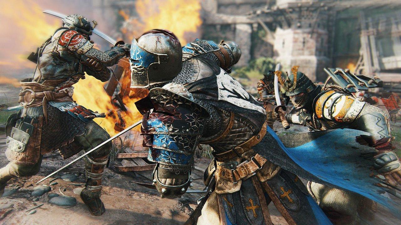 For Honor: il nuovo action medievale di Ubisoft nella premiere mondiale dell'E3 2015