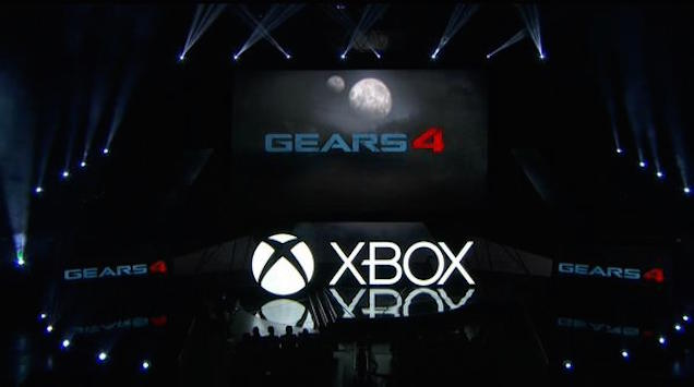 Gears of War 4 a fine 2016, l'annuncio dall'E3 2015