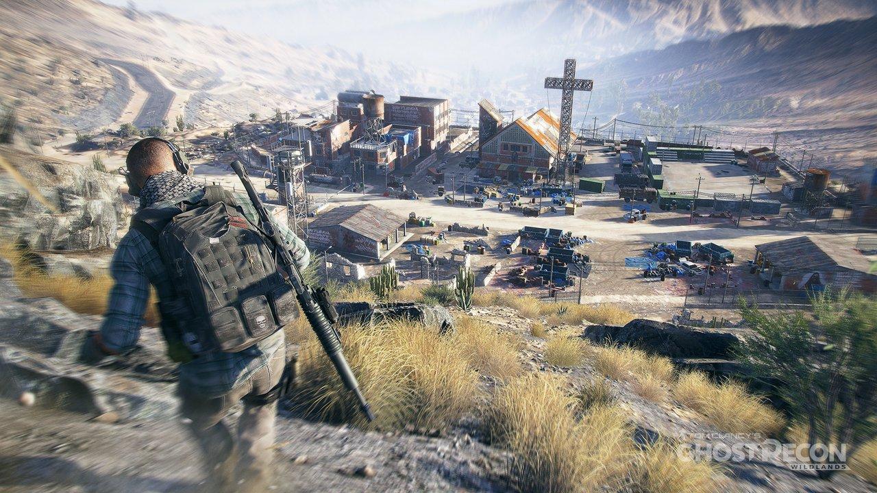 Ghost Recon Wildlands: il nuovo sparatutto open-world di Ubisoft si presenta all'E3 2015