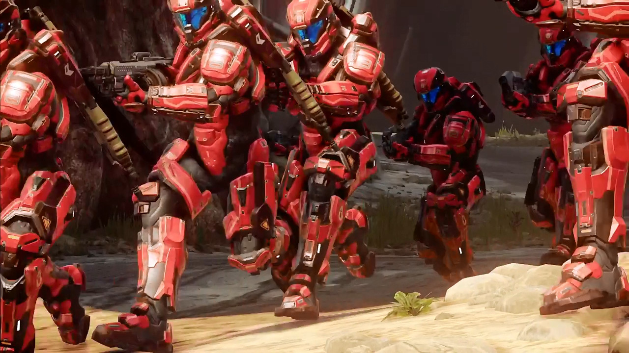 "Halo 5: Guardians – il multiplayer ""Warzone"" si mostra in video all'E3 2015"