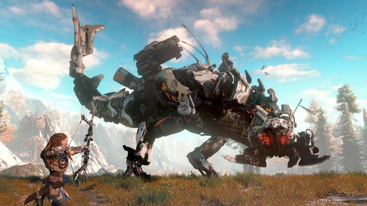 Horizon: Zero Dawn – trailer d'annuncio e primi screenshot dall'E3 2015