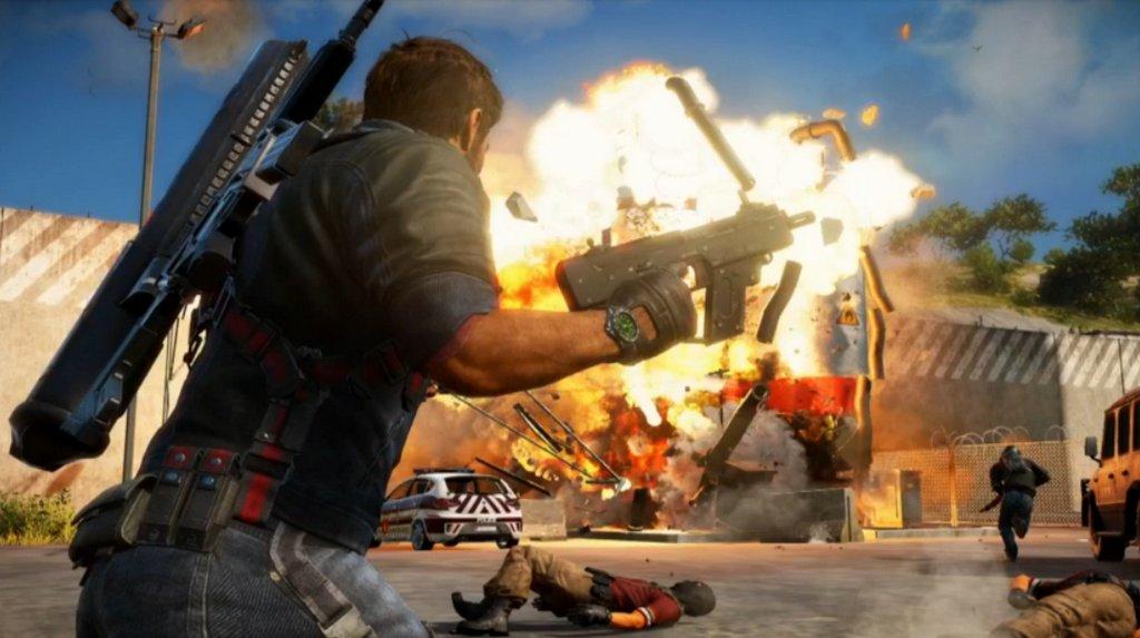 Just Cause 3 esce a dicembre: nuovo trailer dall'E3 2015