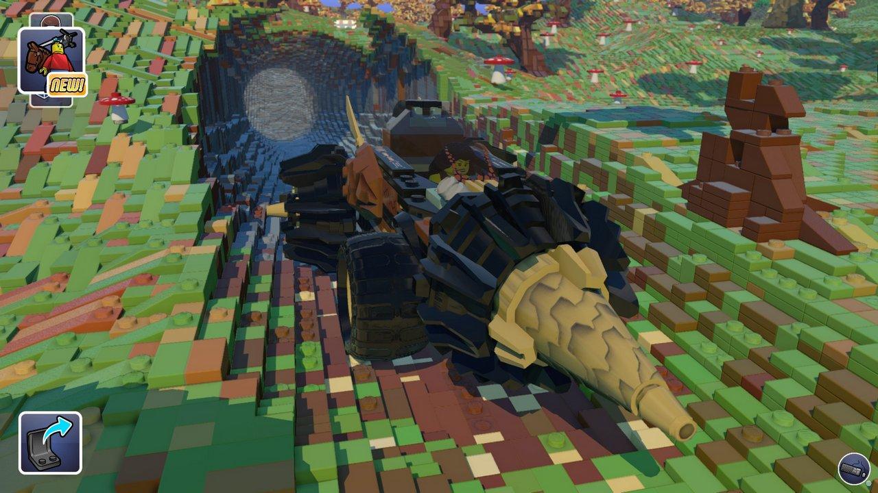 LEGO Worlds approda su Steam in Accesso Anticipato