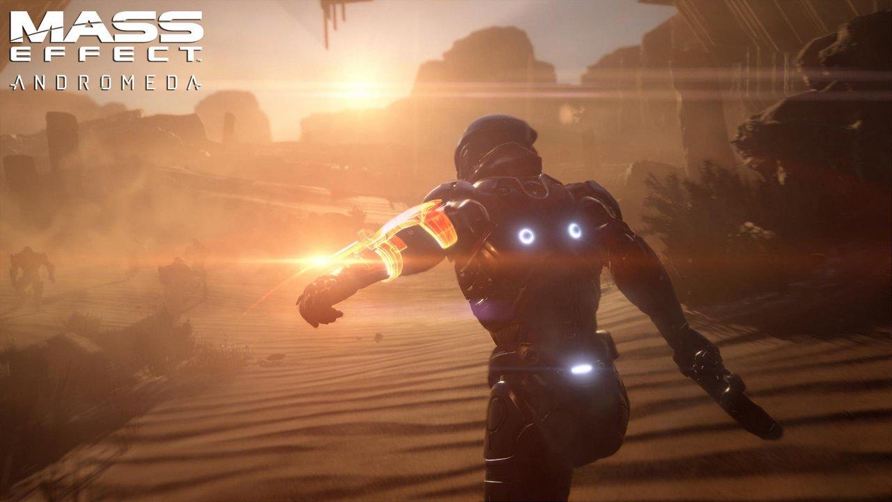 Mass Effect: Andromeda – nuovi screenshot dall'E3 2015