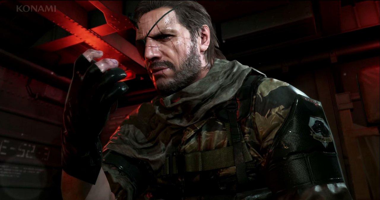 Metal Gear Solid V: The Phantom Pain, la demo integrale di 40 minuti dell'E3 2015