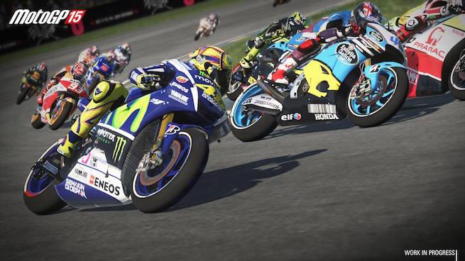 MotoGP 15 ha una nuova data di uscita