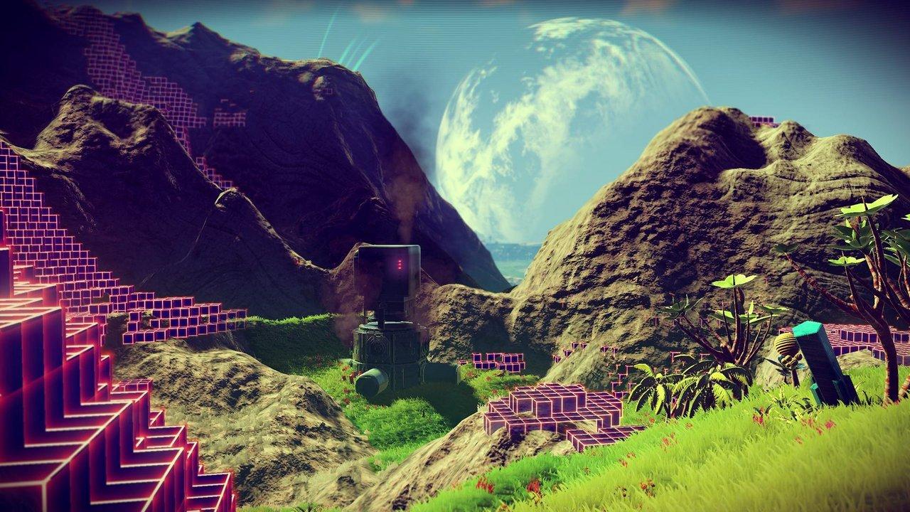 No Man's Sky: ecco le nuove immagini e il video dell'E3 2015