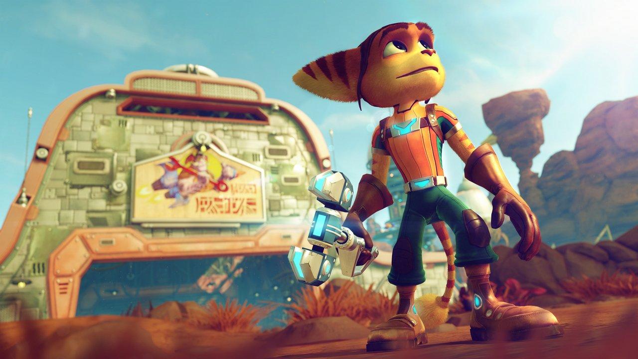 Ratchet e Clank per PS4: trailer d'annuncio e primi screenshot
