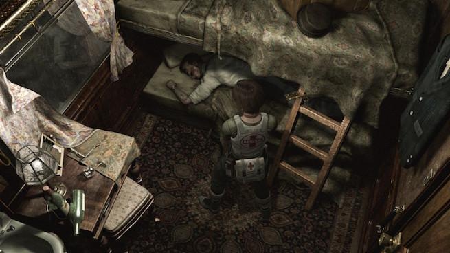 Resident Evil Zero HD, primo trailer e prime immagini dal remake di Capcom