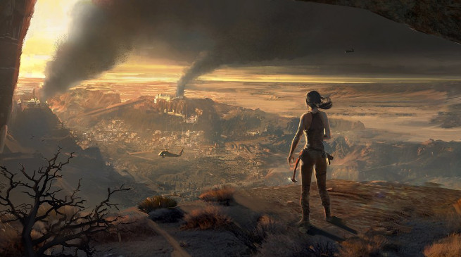 Rise Of The Tomb Raider uscirà il 13 novembre 2015?
