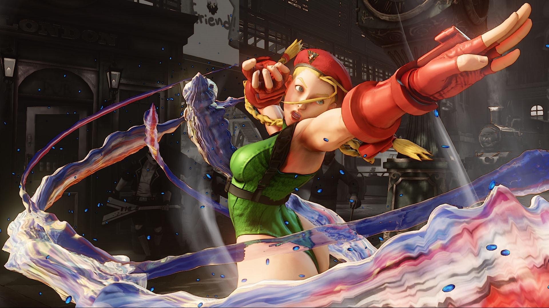 Street Fighter V in più di un'ora di gameplay video