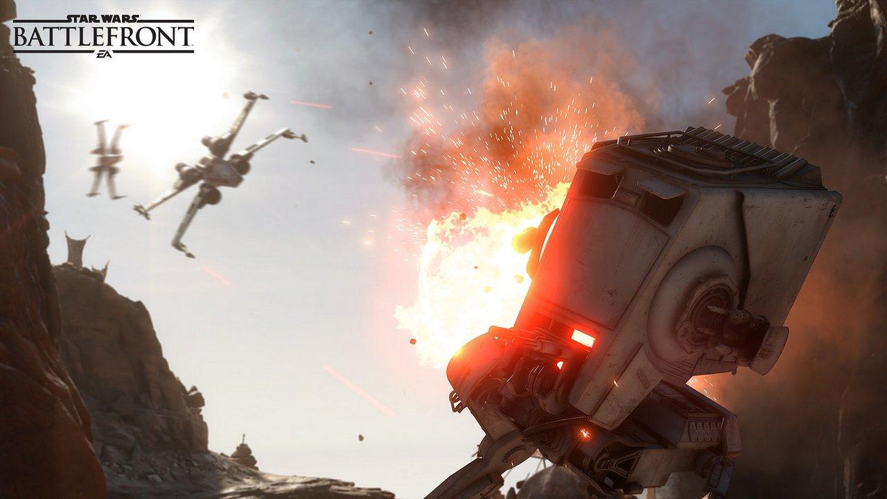 Star Wars Battlefront: aperte le iscrizioni per l'Alpha Test su PC
