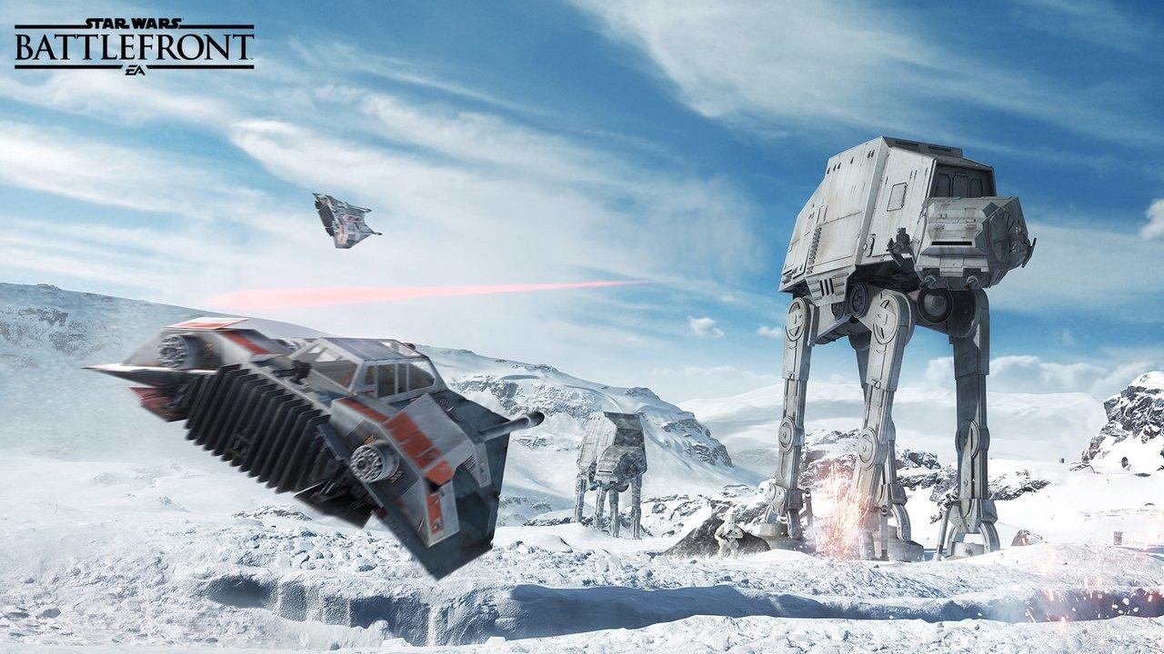 """Star Wars Battlefront: mostrata in video la modalità multiplayer """"Assalto del Camminatore"""" su Hoth"""