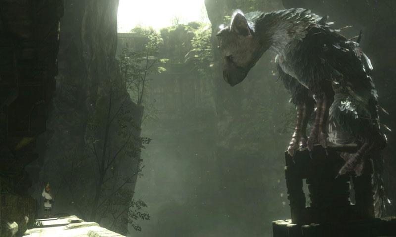 The Last Guardian, gameplay dalla conferenza Sony all'E3 2015