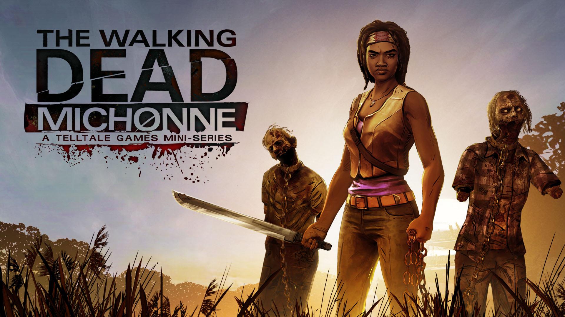 The Walking Dead: Michonne, miniserie annunciata da Telltale Games