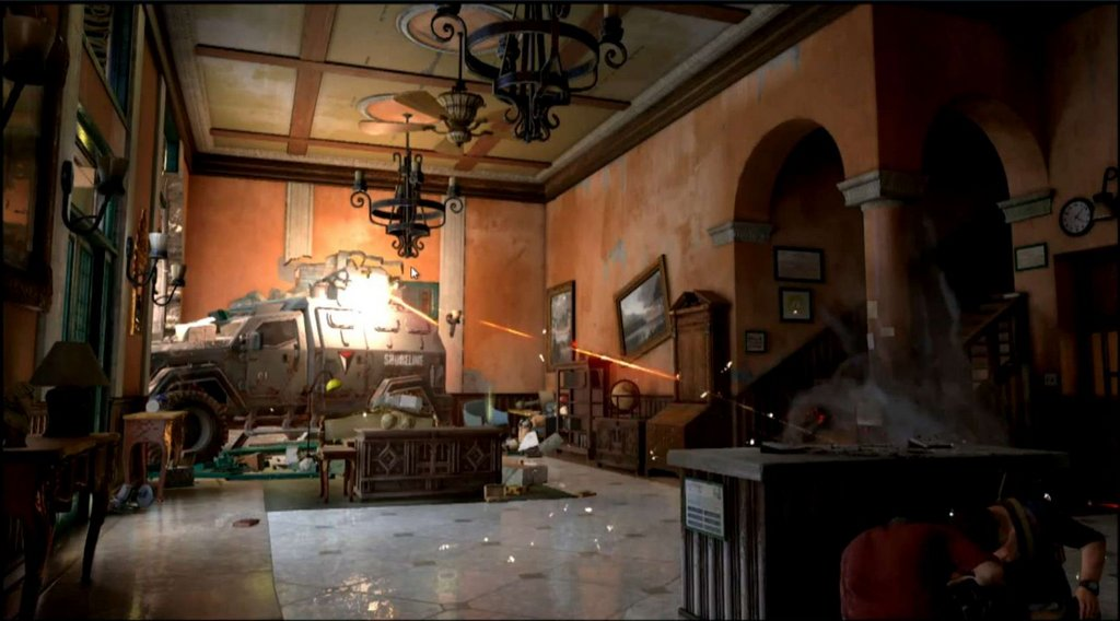 Uncharted 4: A Thief's End – nuove immagini ambientali