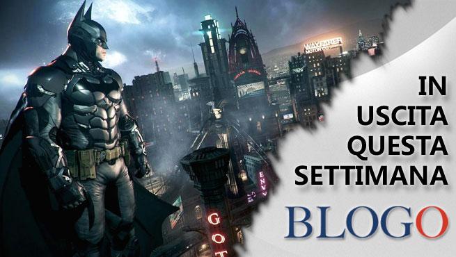 Videogiochi in uscita dal 22 al 28 giugno: Batman Arkham Knight, Toukiden Kiwami per PC, Yoshi's Woolly World