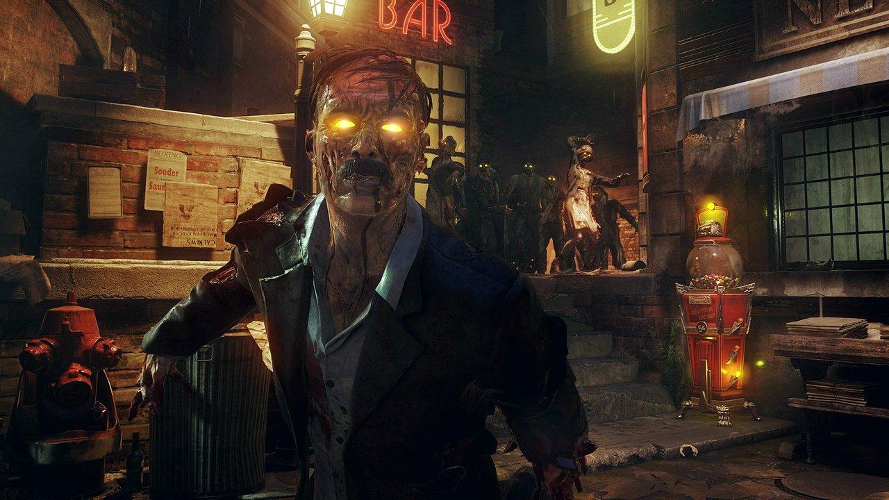 """Call of Duty: Black Ops III – la modalità Zombie """"Shadows of Evil"""" si presenta in foto e video"""