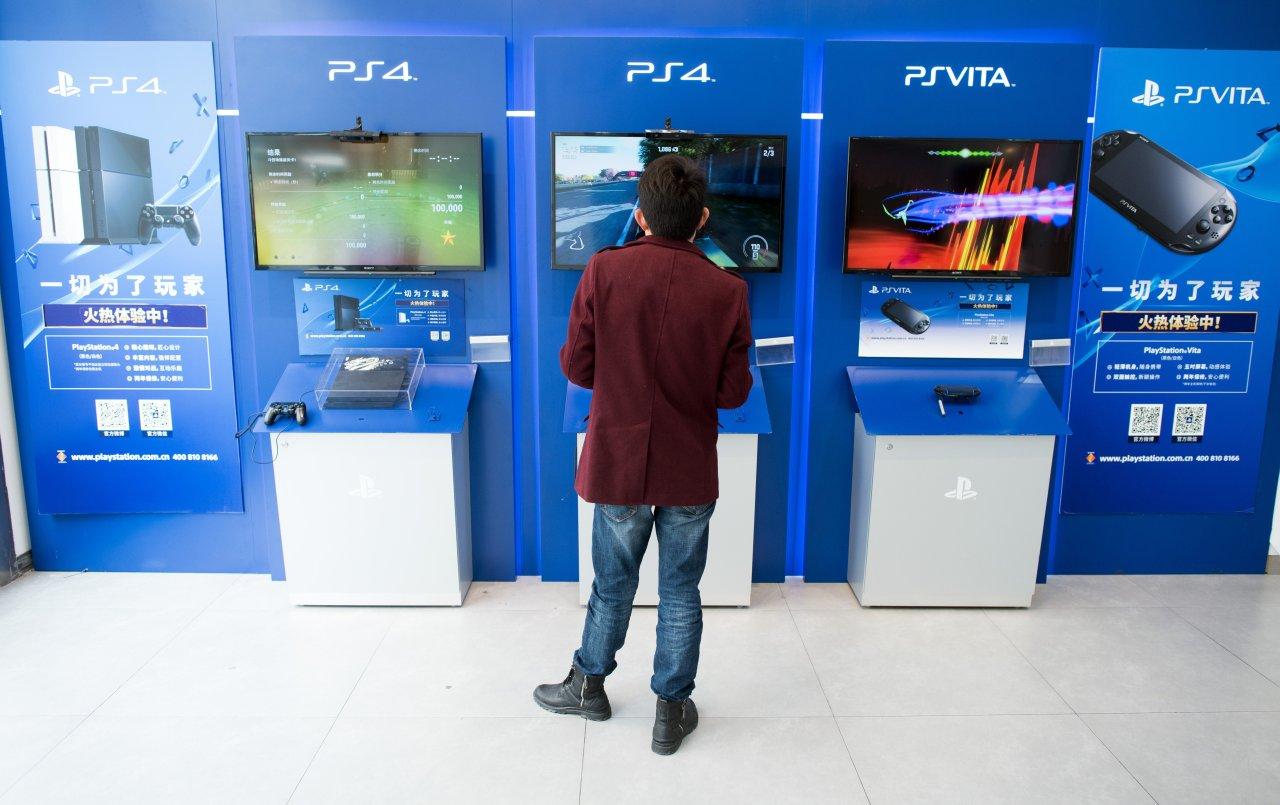 La Cina apre il mercato alle console