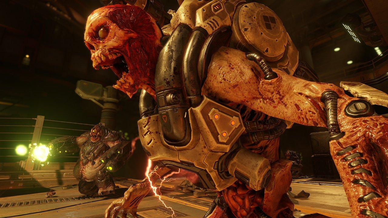 DOOM: nuovi screenshot dal QuakeCon 2015