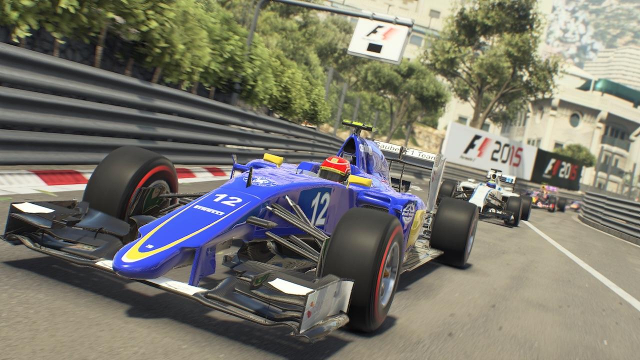 F1 2015: confronto video tra le versioni PlayStation 4 e Xbox One