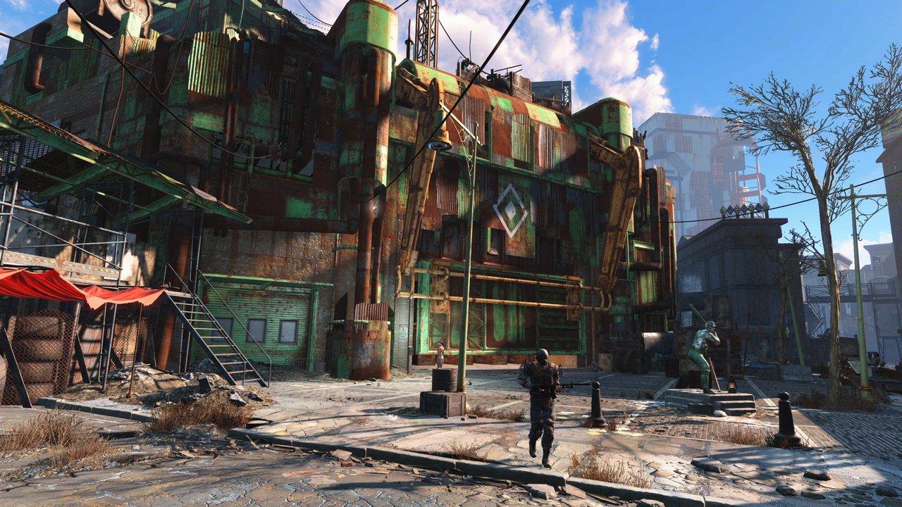 Fallout 4: nuovi dettagli sulla grandezza della mappa e sui tempi di caricamento