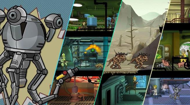 Fallout Shelter: la versione Android esce ad agosto