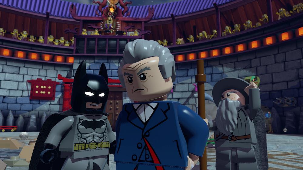 LEGO Dimensions, il nuovo trailer dedicato al Doctor Who