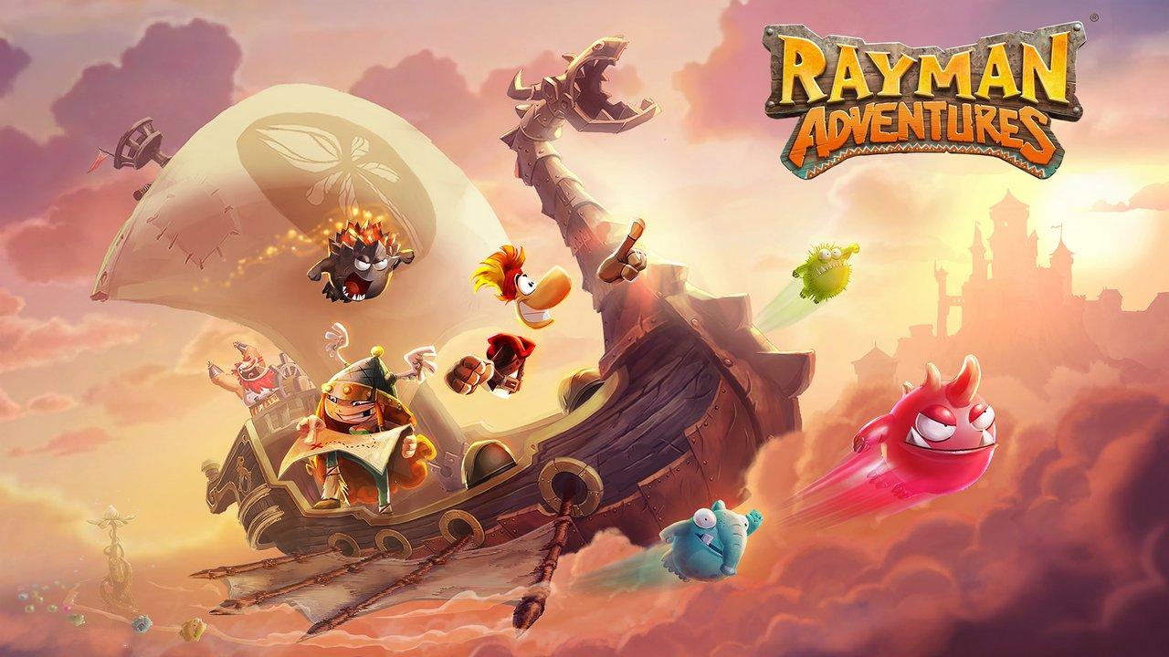 Rayman Adventures annunciato ufficialmente per smartphone e tablet