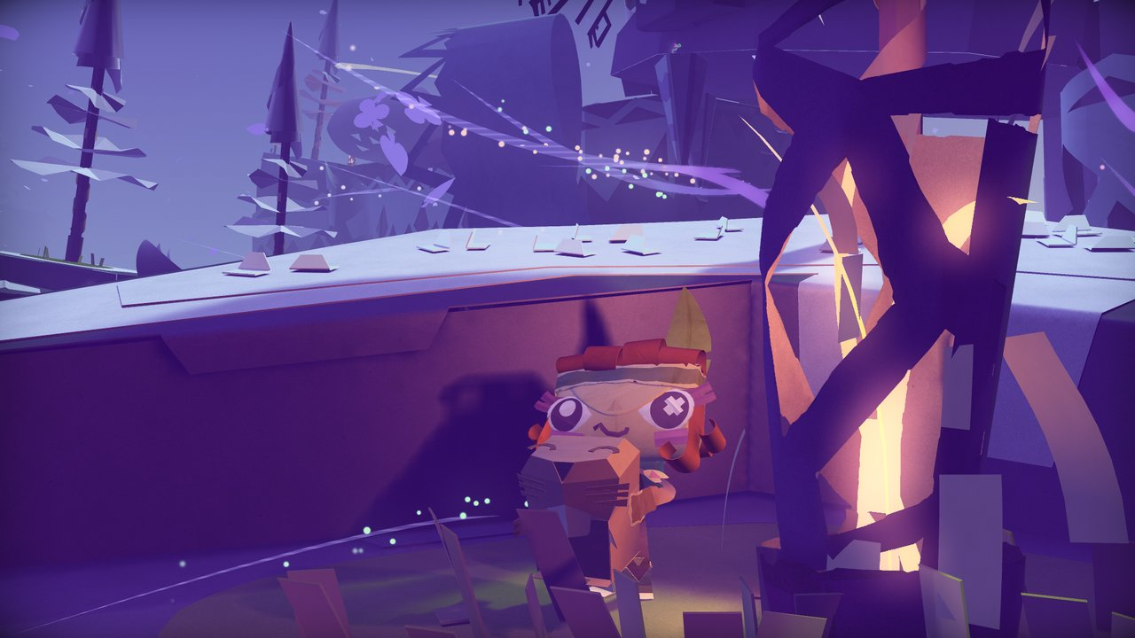Tearaway Unfolded: nuove immagini ambientali