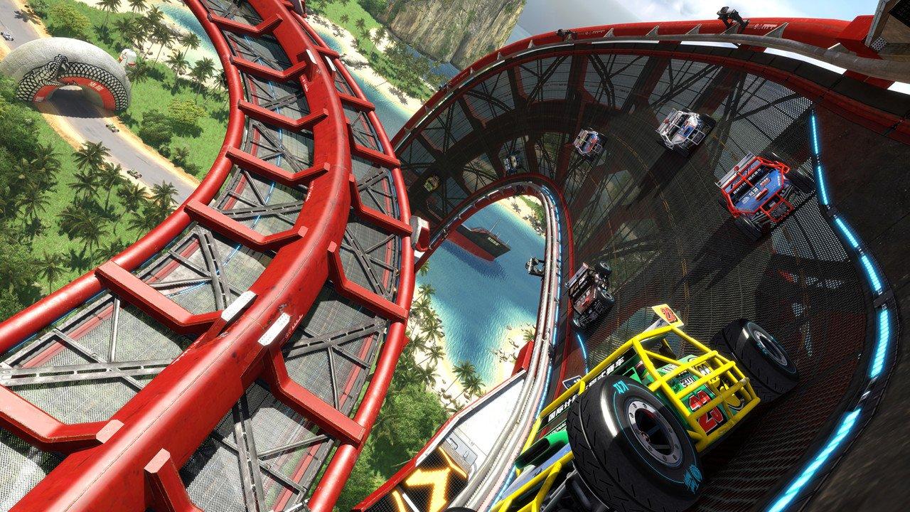 Trackmania Turbo: nuovo video-diario di sviluppo sul gameplay