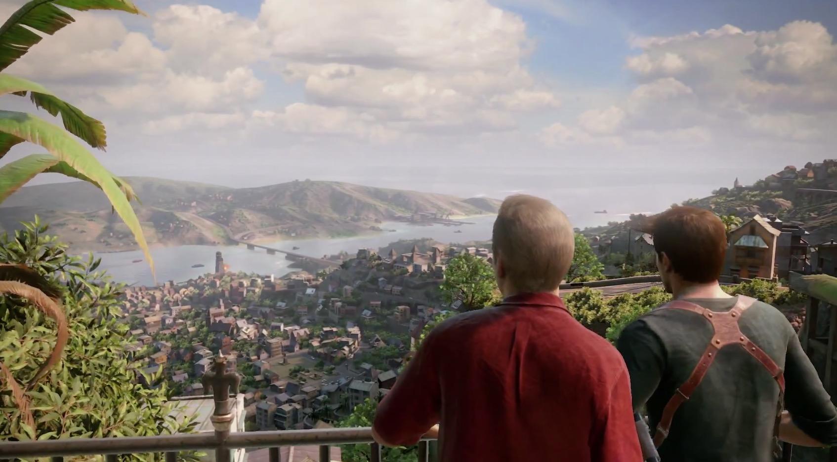 Uncharted 4: A Thief's End, ecco la versione estesa del filmato visto all'E3