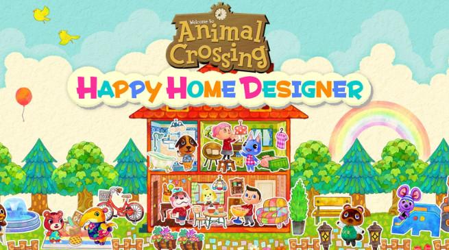 Animal Crossing: Happy Home Designer per 3DS – nuovo trailer dal PAX Prime