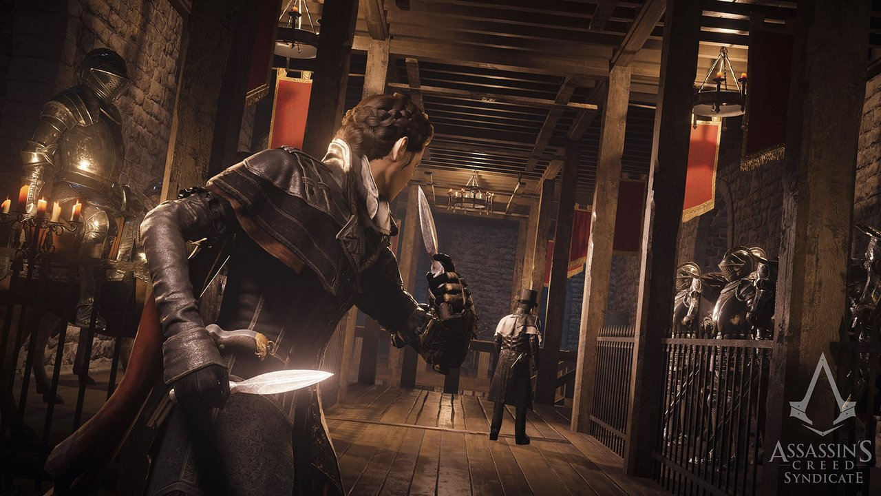 Assassin's Creed Syndicate: i gemelli Evie e Jacob Frye nel video della Gamescom 2015