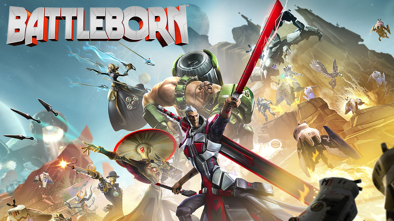 Battleborn, data di uscita e nuovo trailer dalla GamesCom 2015