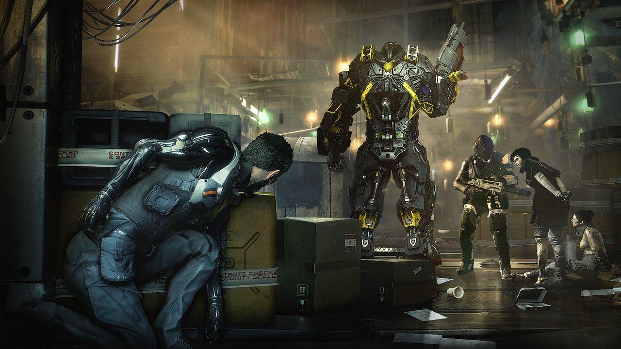 Deus Ex: Mankind Divided – immagini e video sui diversi approcci al gameplay