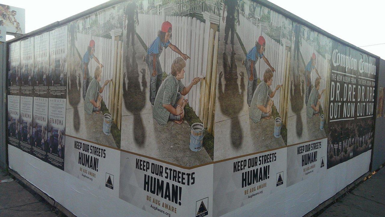 Deus Ex: Mankind Divided – nuovi poster dalla campagna virale di New York
