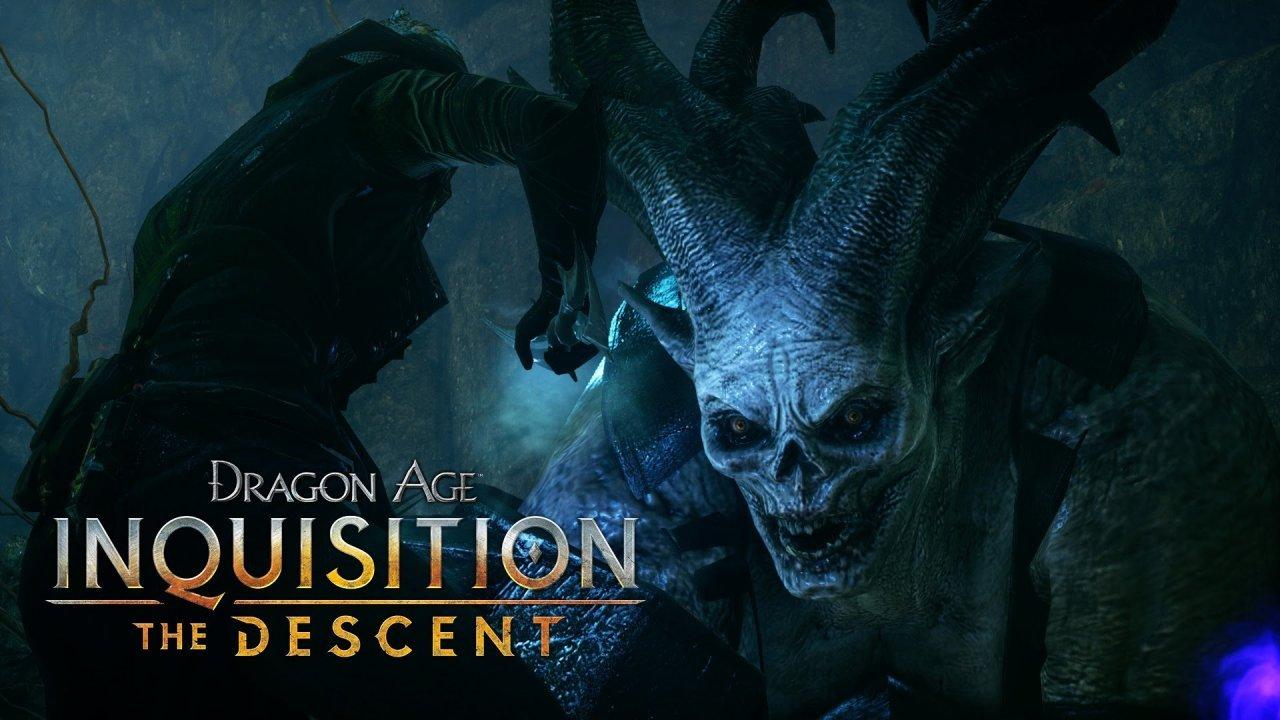 """Dragon Age: Inquisition – data d'uscita e primo video di gioco del DLC """"La Discesa"""""""