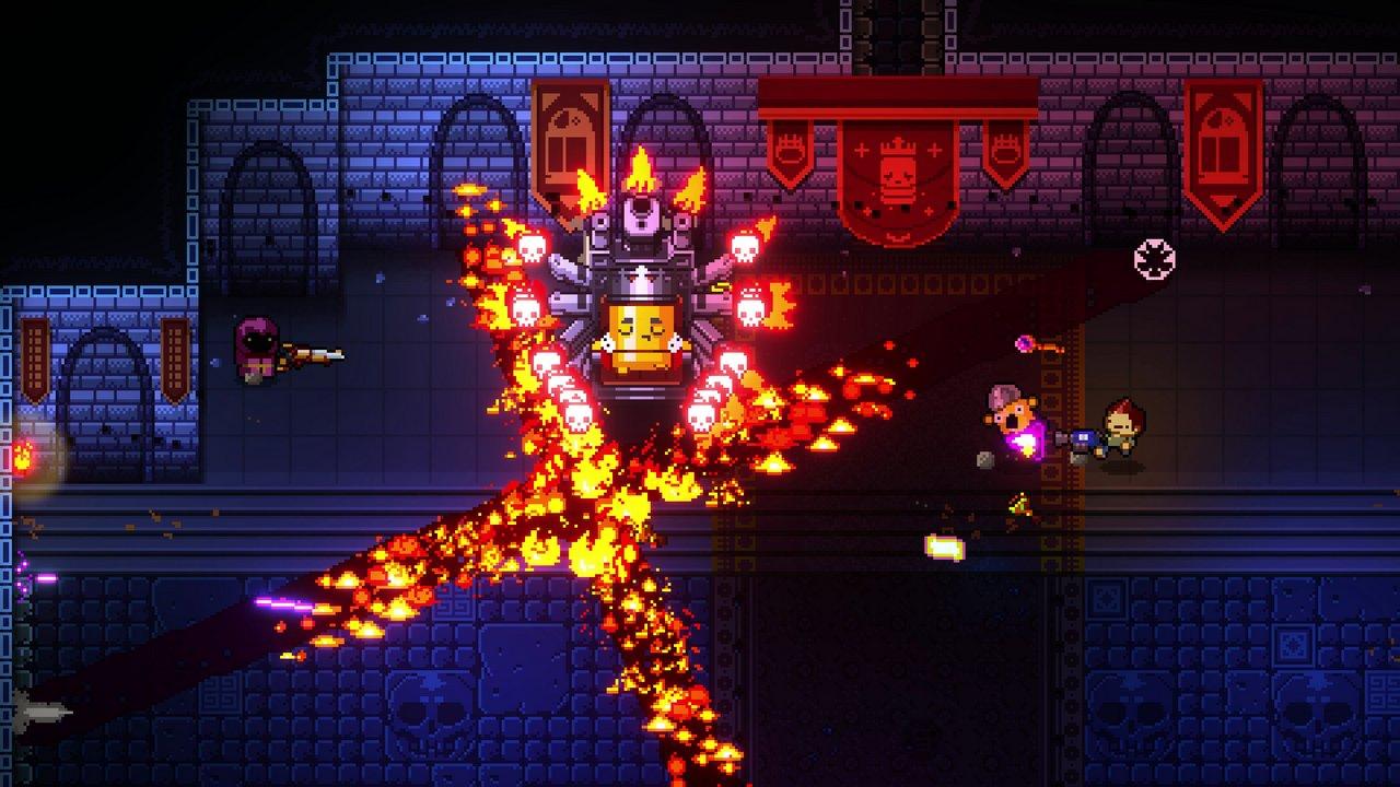Enter the Gungeon: immagini e video di gioco dalla Gamescom 2015