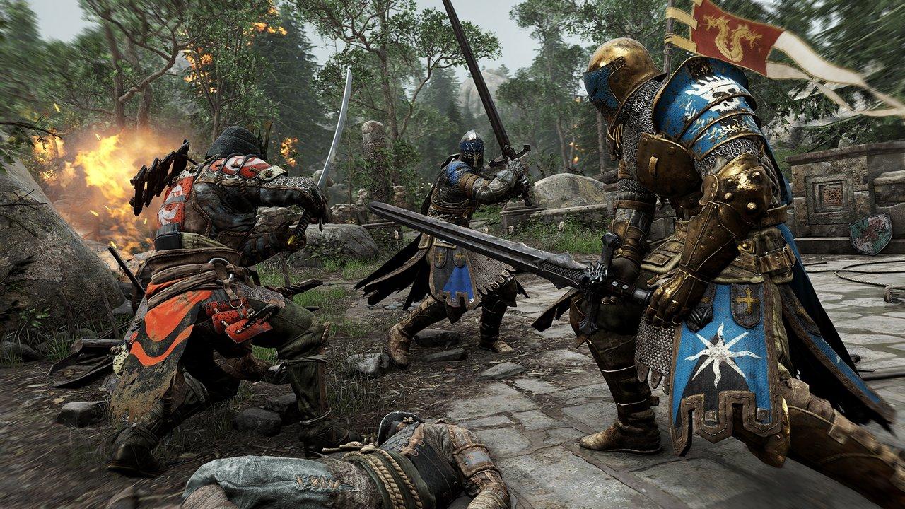 For Honor: il nuovo action medievale di Ubisoft si rivede alla Gamescom 2015