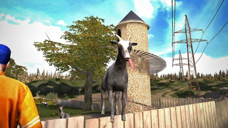 Goat Simulator per iOS gratis grazie a IGN: ecco come scaricarlo