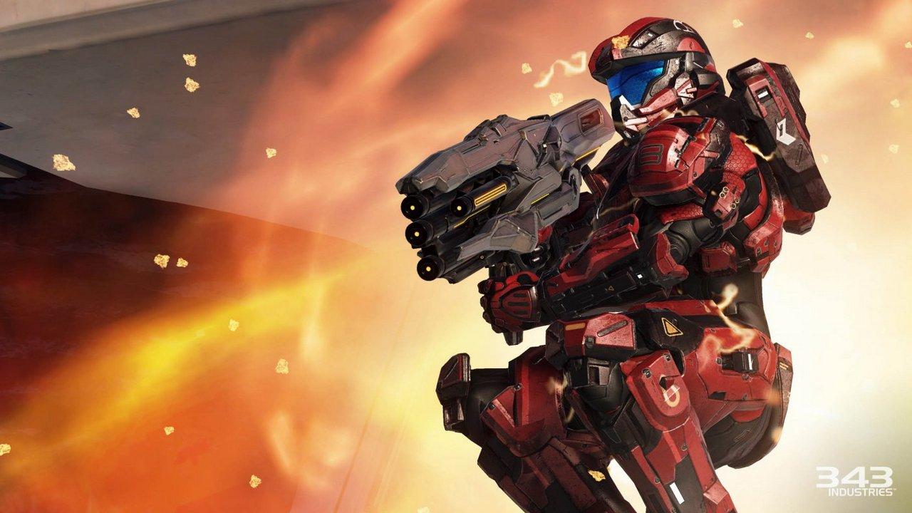 Halo 5: Guardians – le sfide multiplayer Warzone e Arena si mostrano in video alla Gamescom