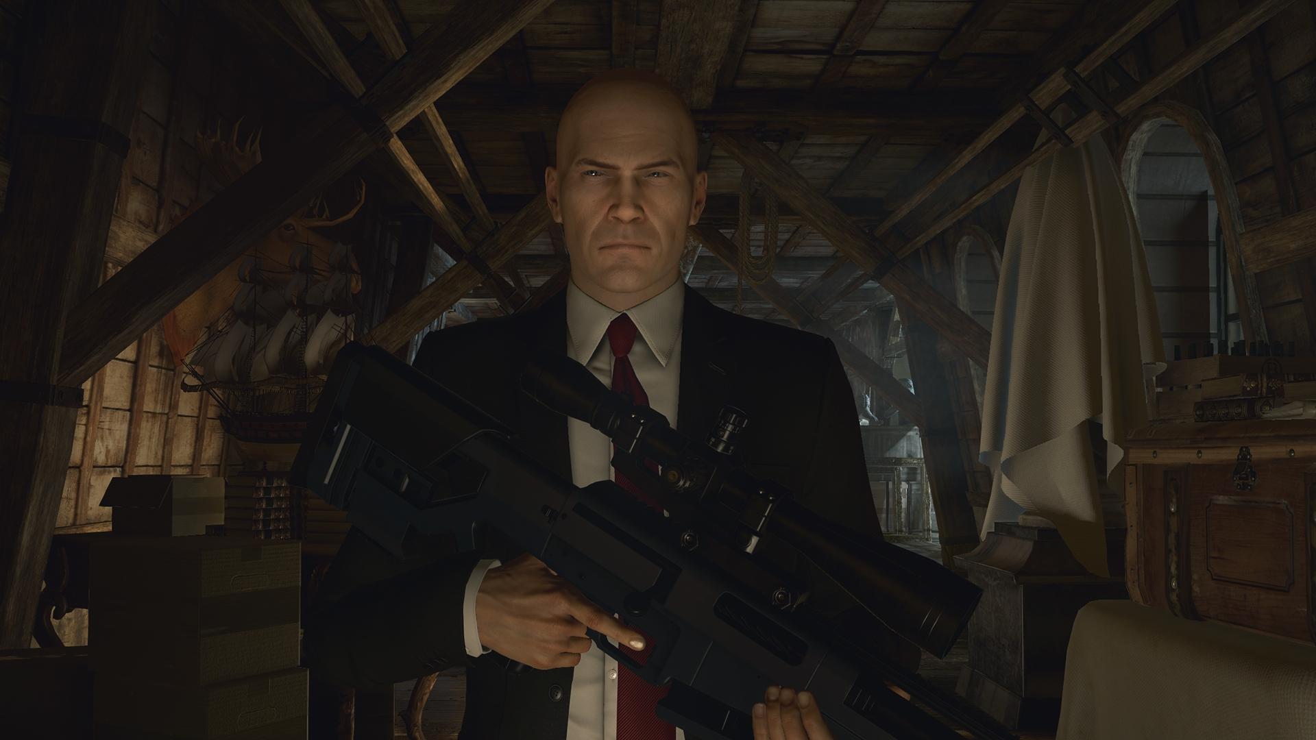 Hitman, nuovi screenshot da Square Enix