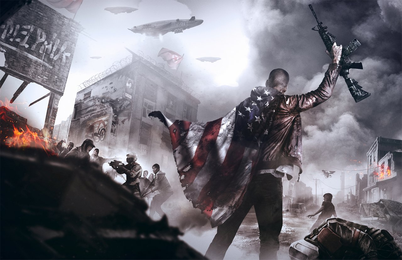Homefront: The Revolution – trailer in cinematica e nuovi screenshot dalla Gamescom 2015